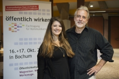 """Tagung """"öffentlich wirken"""" Fachtagung für Kommunikation in der Waldorfschule Rudolf Steiner in Bochum - am Freitag, den 16. Oktober 2015"""